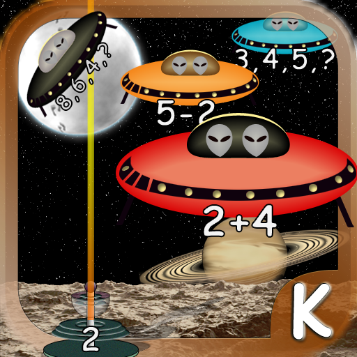 Arithmetic Invaders: Grade K