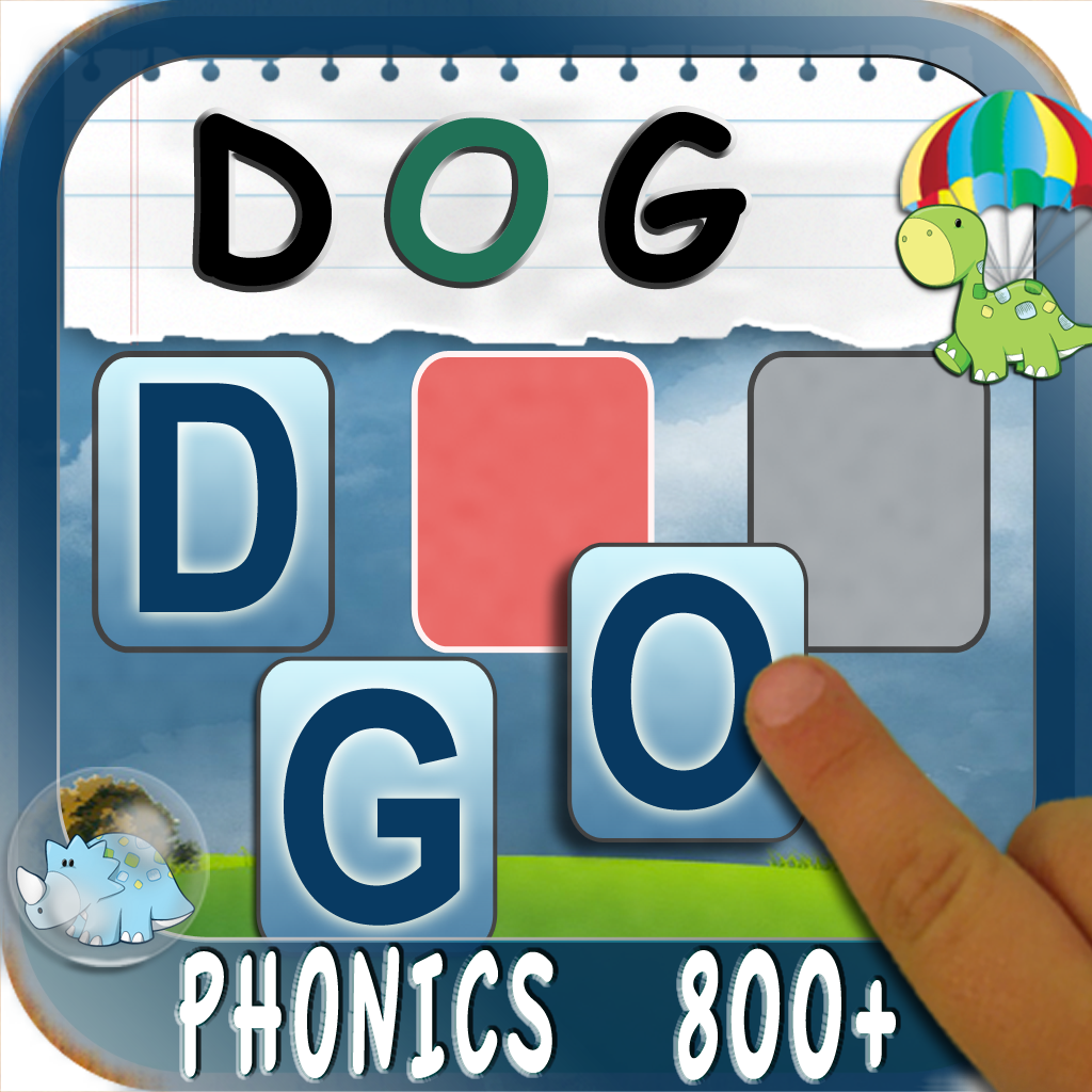 Build A Word Easy Spelling with Phonics