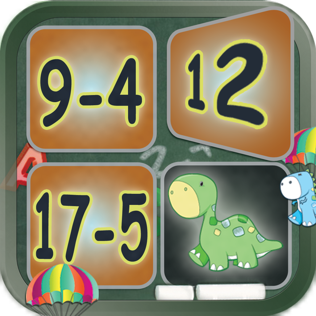 Memory Game Subtraction