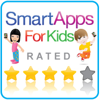 Smart Apps for Kids Recommended Memory Game Spelling Words