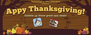 ★★★Appy Thanksgiving & Black Friday HUGE App SALE! ★★★