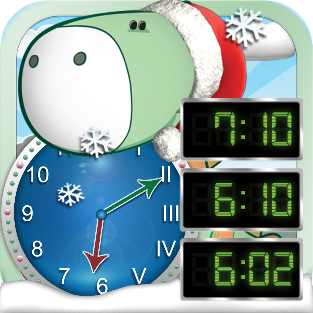 Tick Tock Clock: Learn to Tell Time – FREE