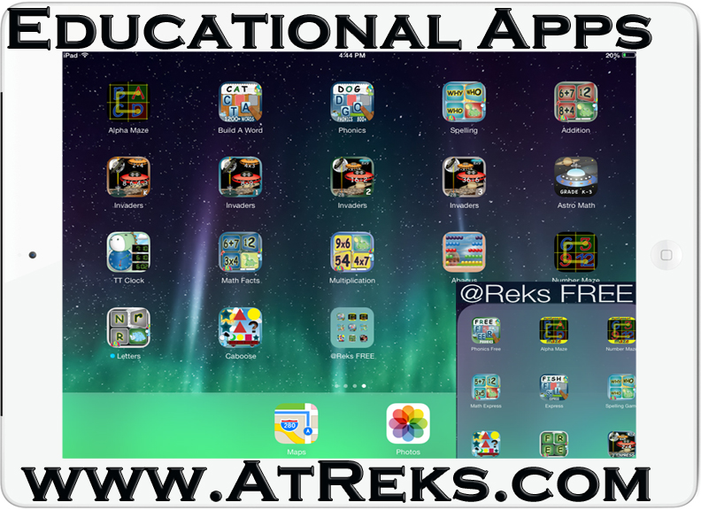 All AtReks (@Reks) Apps