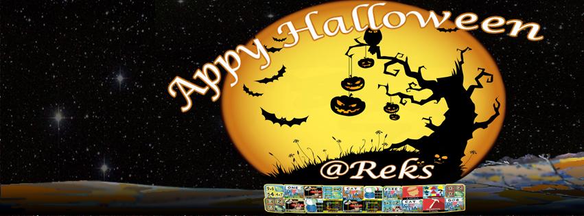 Appy Halloween AtReks