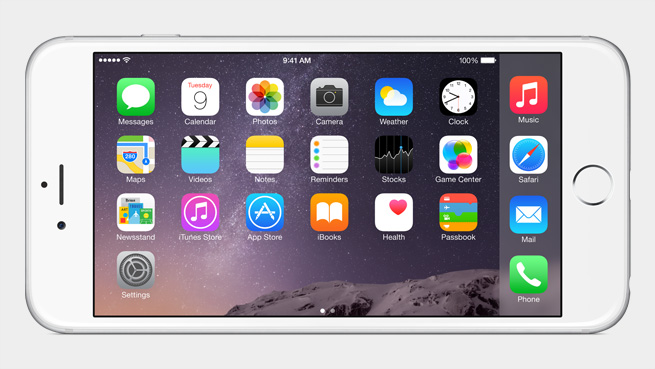 iPhone6 and iPhone6 Plus Launched!