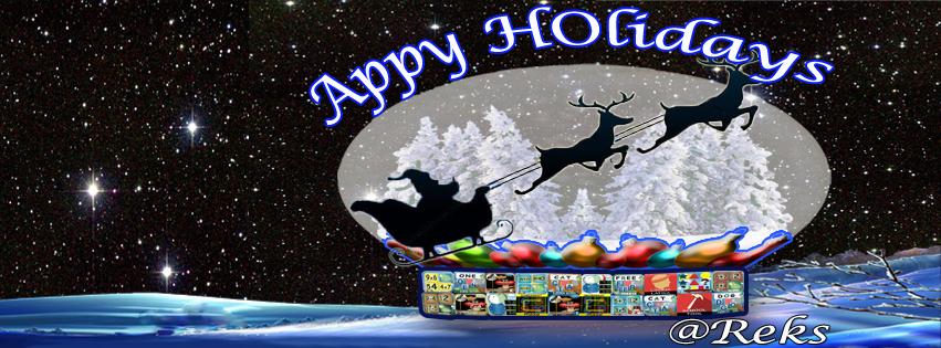 @Reks Christmas Card