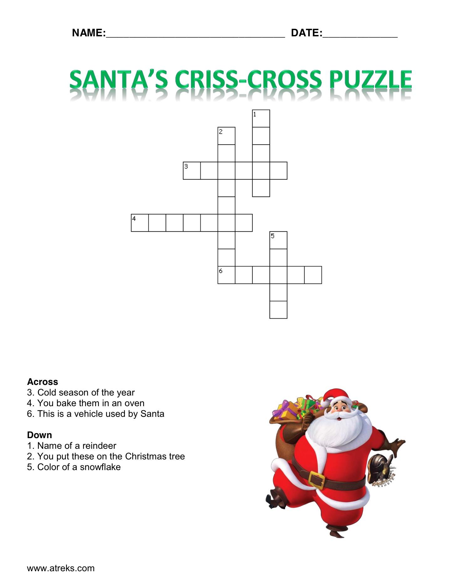 Christmas Jokes And Worksheets For Children Reks Educational