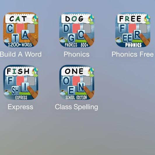 @Reks Spelling Apps