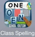 Classroom Spelling Icon by @Reks