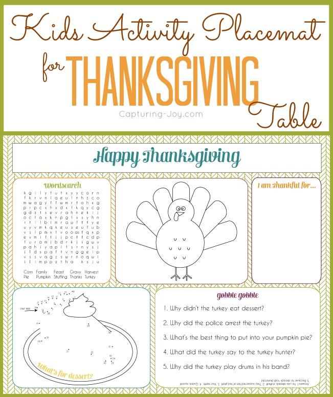 Thanksgiving Jokes For Children – @Reks: Educational iOS Applications
