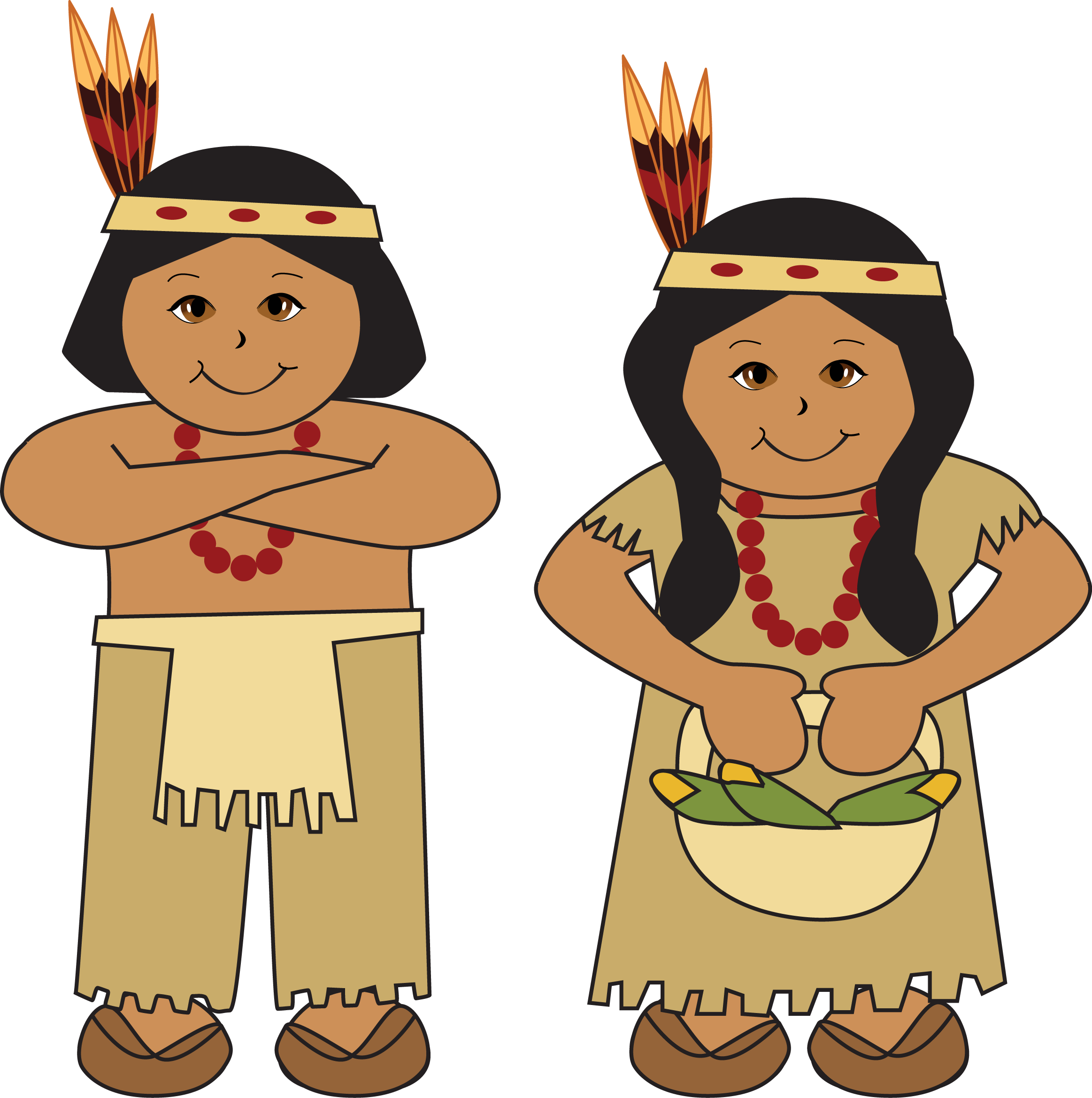 native-american-children