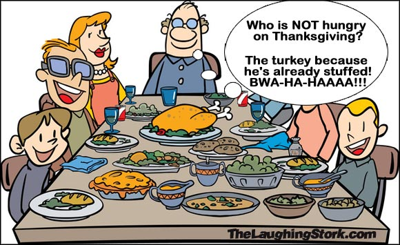Thanksgiving Jokes For Children