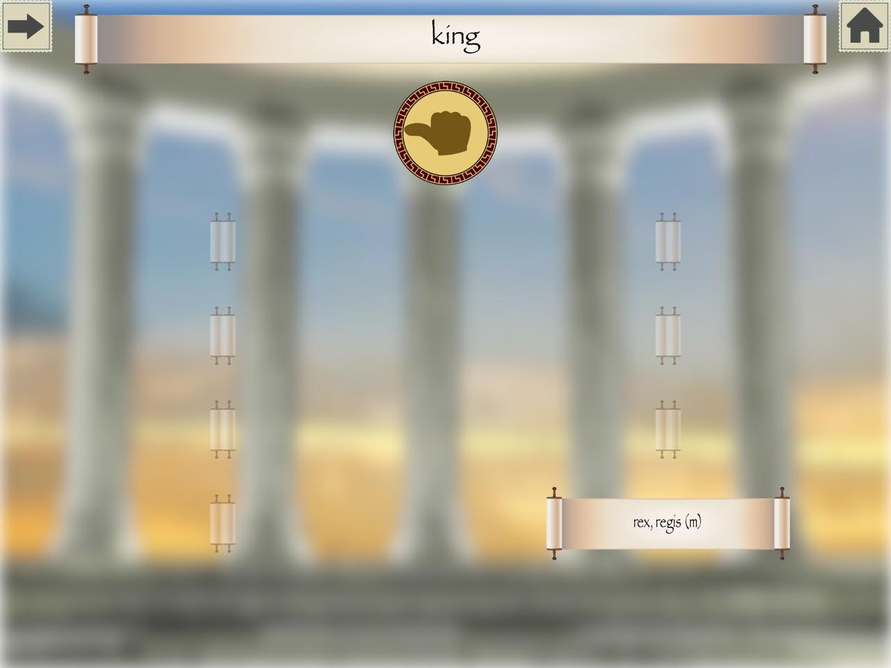Lingua Latina: Nouns - PRESENTATION 1