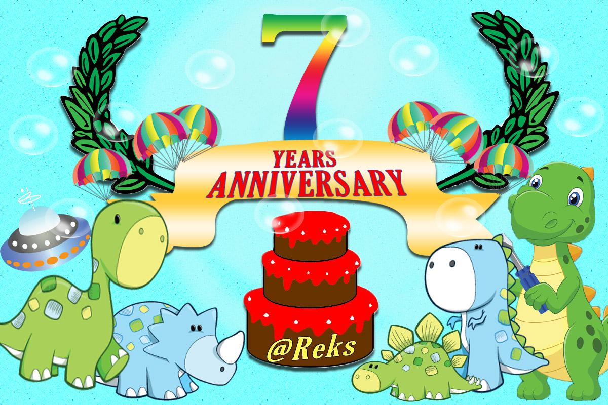 Marking 7-Year Anniversary in iTunes