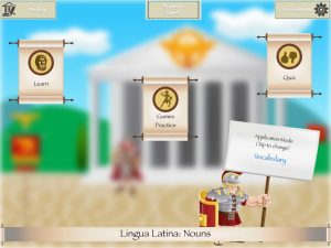 HowTo Use Lingua Latina Nouns iOS App